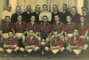 Adamstown Rosebud Daniel Cup Winners 1946