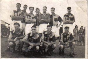 Adamstown Rosebud 1948