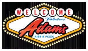 Adams Ribs & Pizza