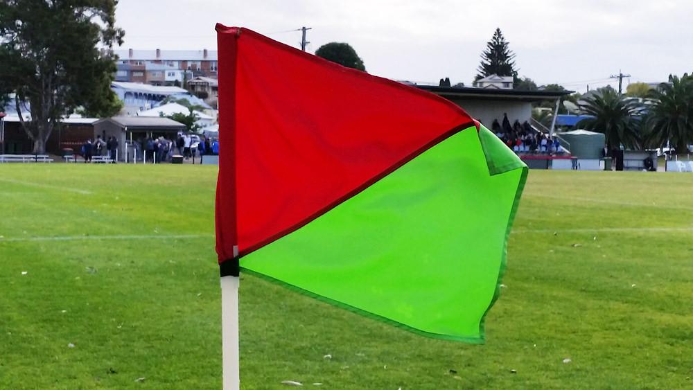 ARFC corner flag