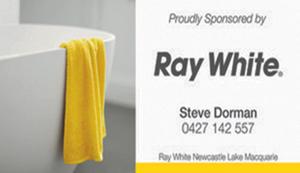 Ray White - Steve Dorman
