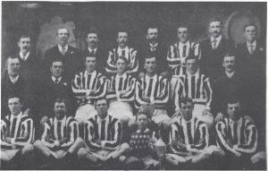 ARFC Premiers & Daniels Cup Finalist 1958