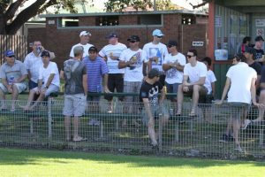 Old Boys Day 2012