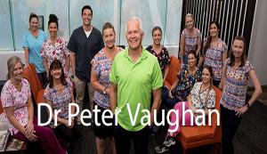 Dr Peter Vaughan