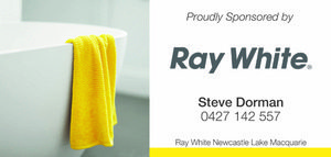 Ray White - Steve Dorman